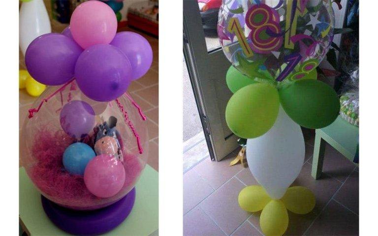 Palloncini per feste di compleanno