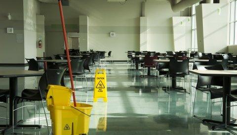 servizi di pulizia Ariccia