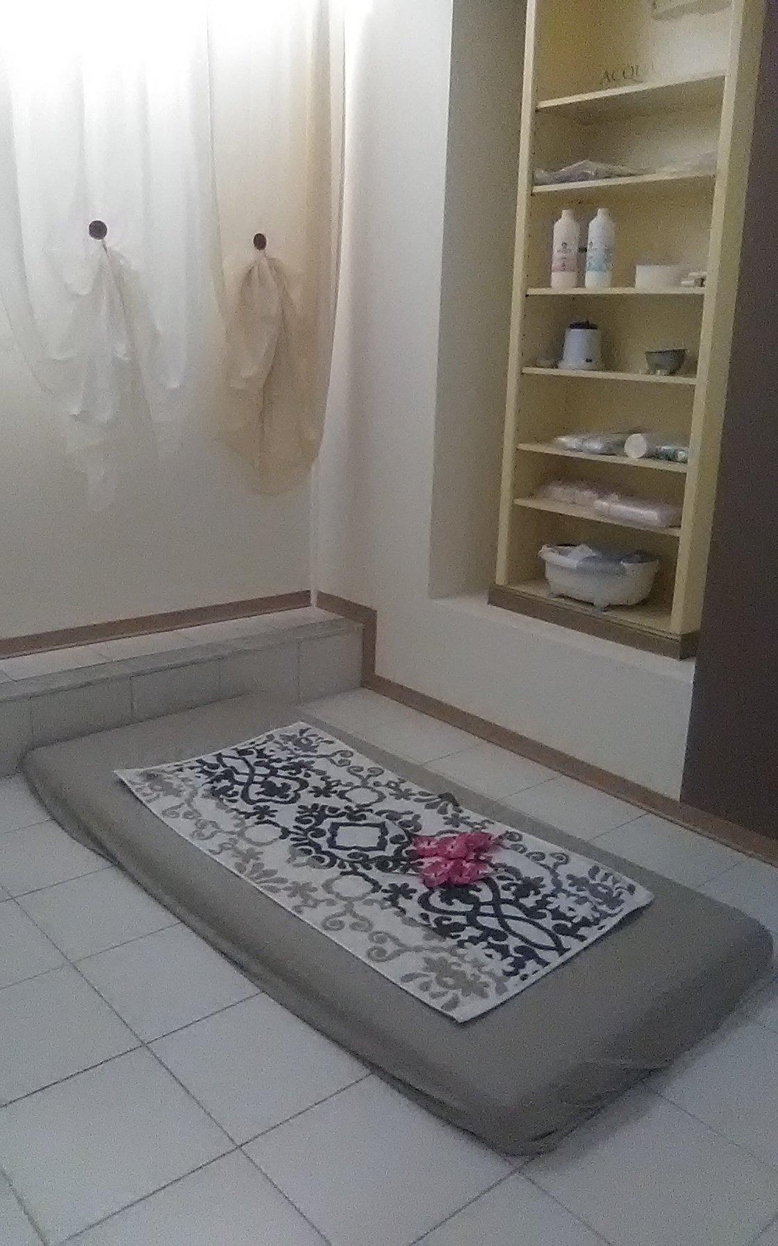 tappetino per massaggi