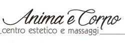 Anima e Corpo centro estetico massaggi Logo