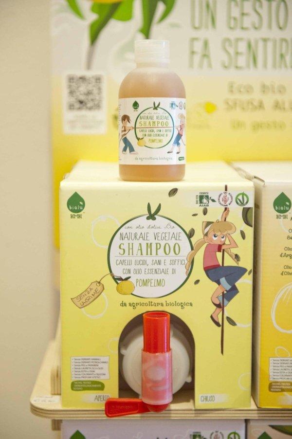 olio Biolù Bimbi idratante, rilassante e da massaggio