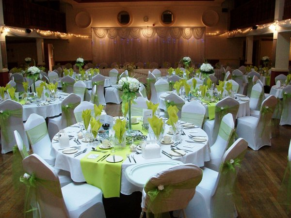 wonderful event rooms