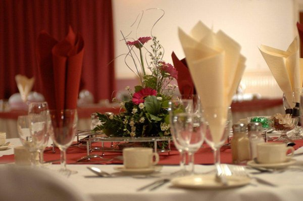 table dressing