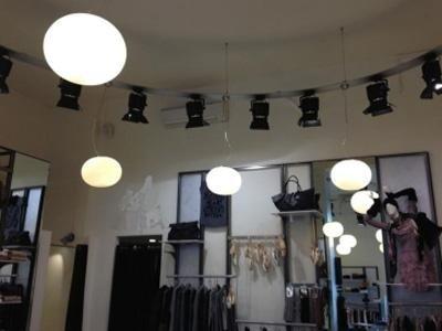 Impianti elettrici per negozio