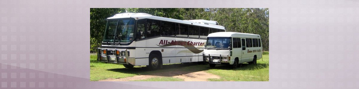 Charter bus services in Brisbane