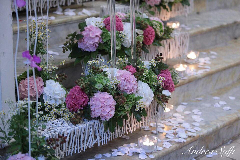decorazioni floreali per esterni