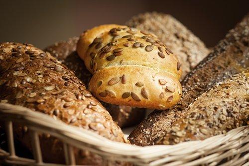 pane dentro una cesta