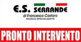 E.S. SERRANDE ROMA - LOGO