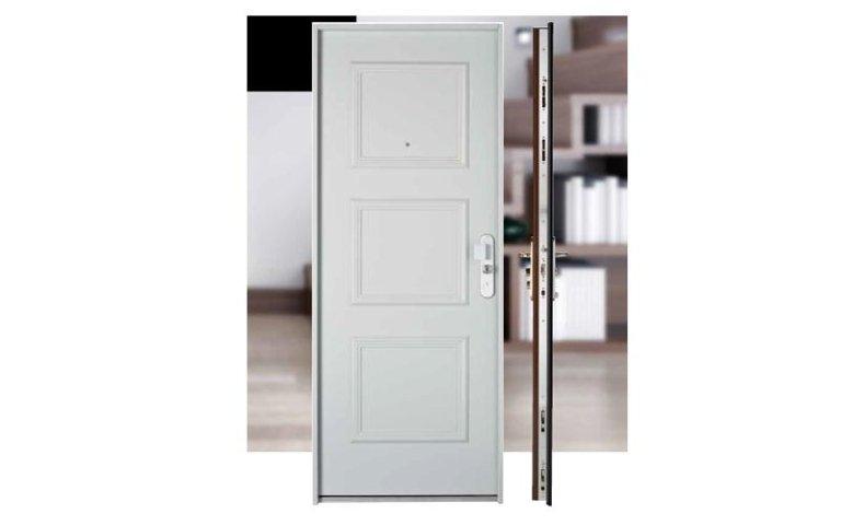 porte alluminio e legno
