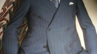 abito su misura doppio petto