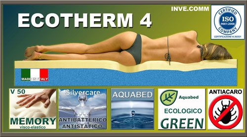 Materasso Ecotherm 4
