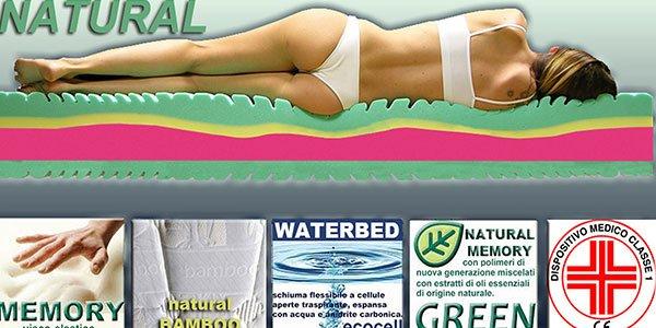 un materasso Natural