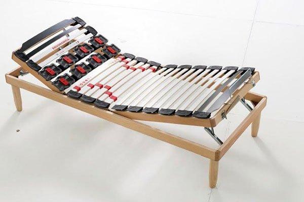 un letto singolo Ergonomico