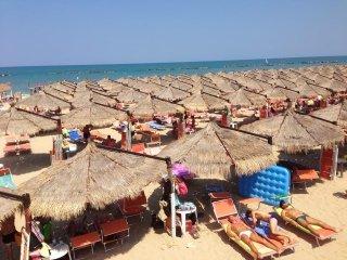La nostra spiaggia a Pescara