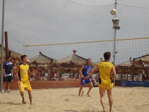 beach volley pinalba