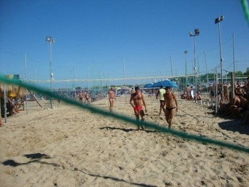 tornei sportivi al mare