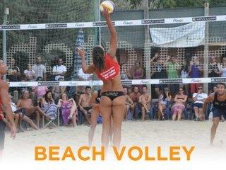 Campi beach volley Pescara