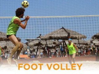 Foot Volley in spiaggia a Pescara