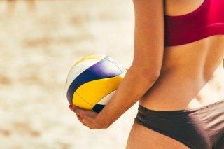 Affitto campo beach volley