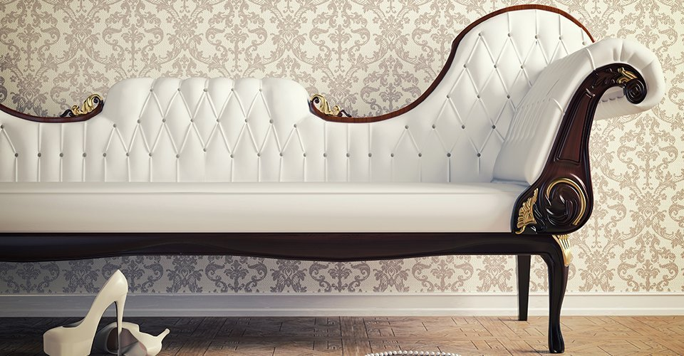stylish couch