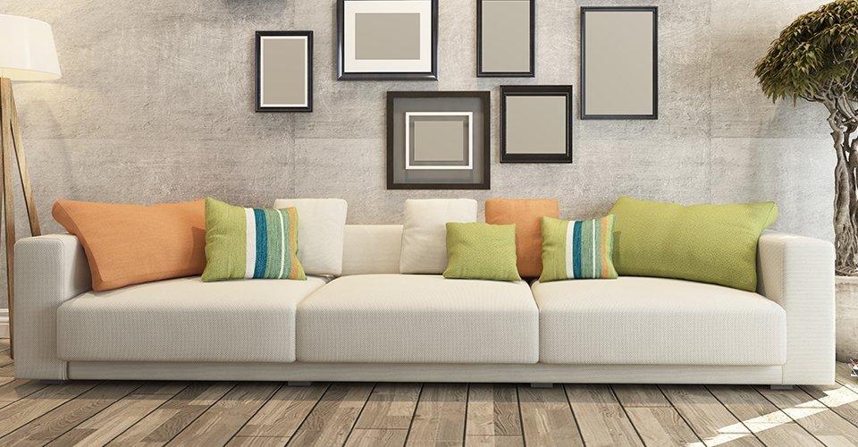 beautiful soft furnishing