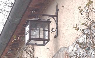 Lanterne e Lampadari