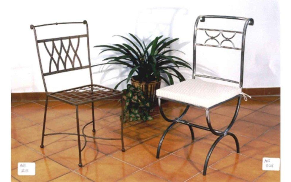 Vendita al dettaglio di sedie