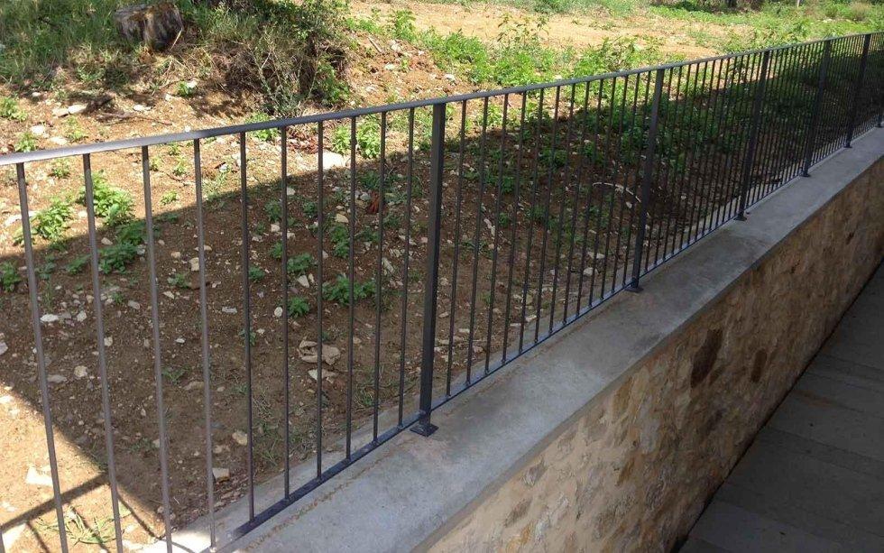 Ringhiere e recinzioni