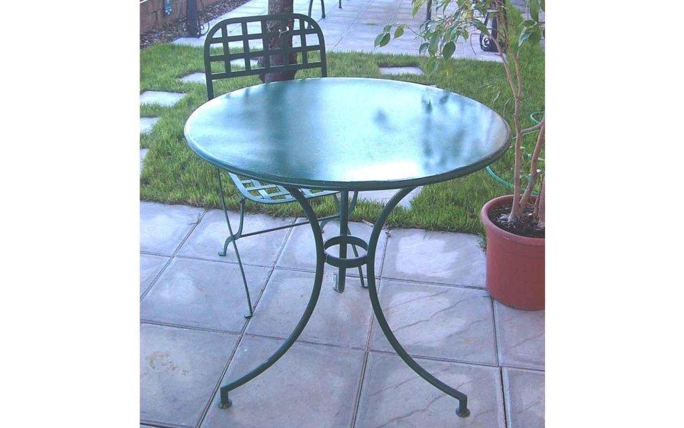 Tavolo tondo diametro 80