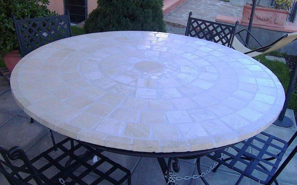 Tavoli da giardino