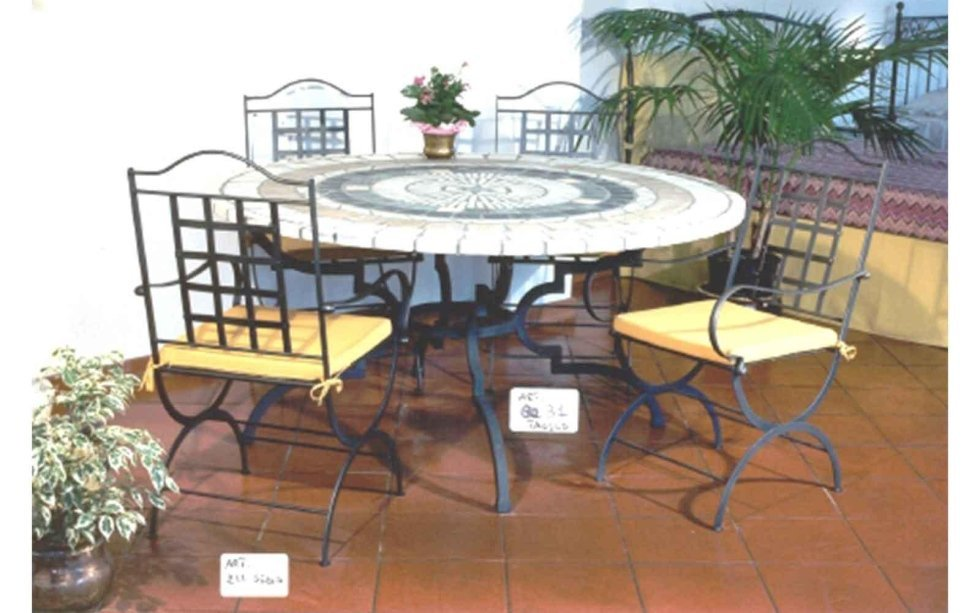 Tavoli e sedie da pranzo