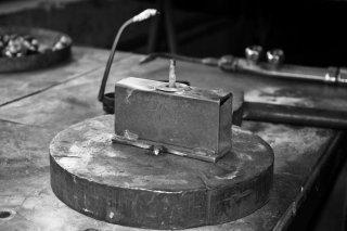 Lavorazione artigianale del ferro