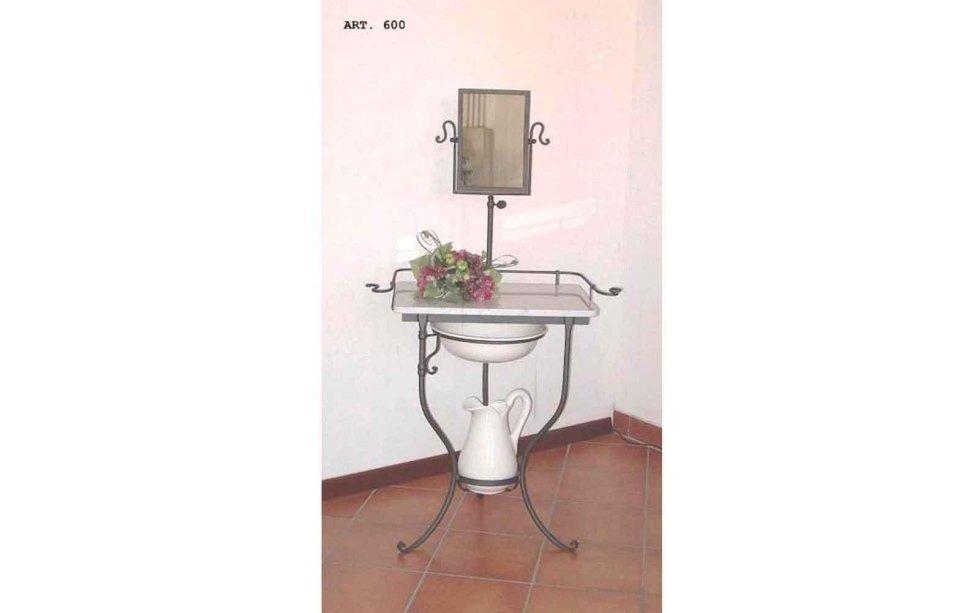 Toilette tradizionale