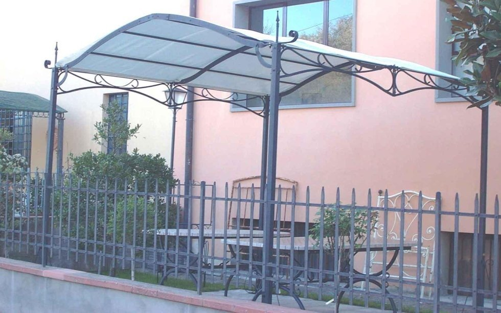 Gazebo Autoportante