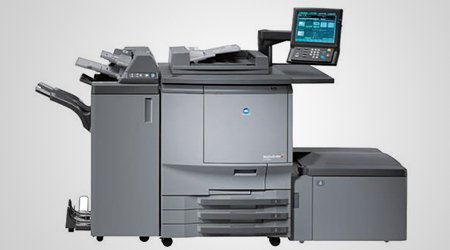 latest printing equipment