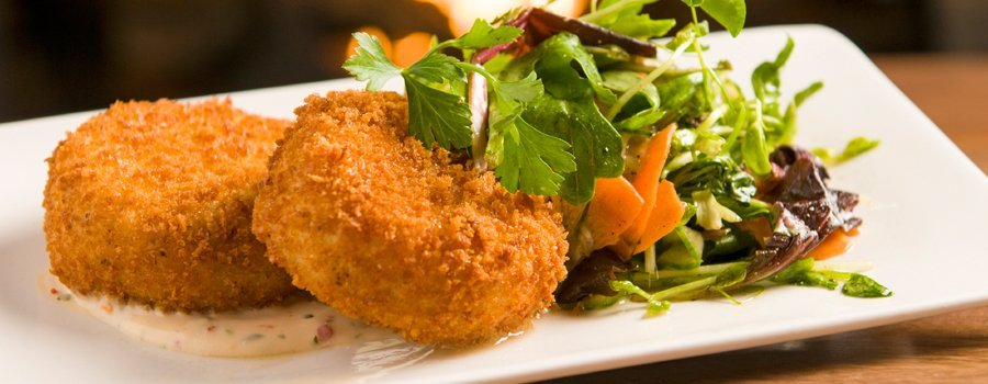 seafood dish
