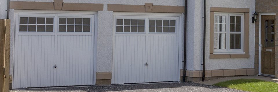 sturdy garage door installation