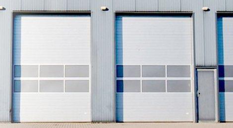 garage door fitters