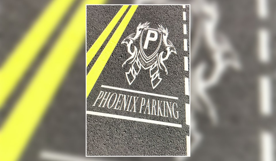 phoenix-parking.com signage