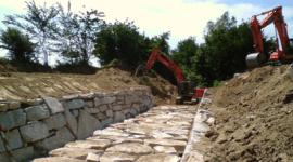 costruzione strade masio