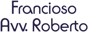 STUDIO LEGALE FRANCIOSO AVV. ROBERTO - LOGO