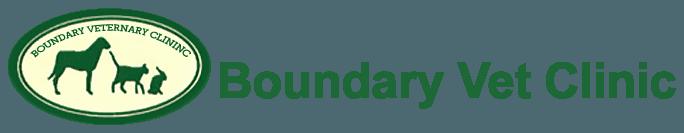 Boundary Vet Clinic logo