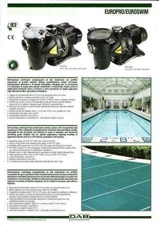 pompe per piscine napoli