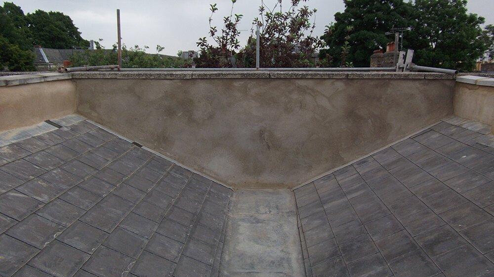 refurbished roof