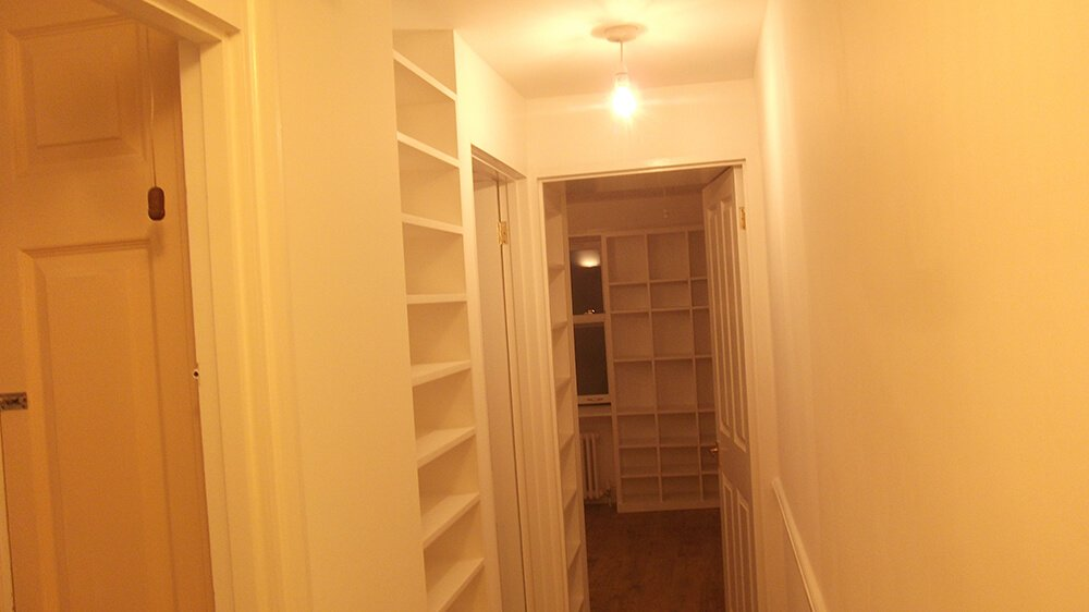 carpentry work done in a home by STone Beauty