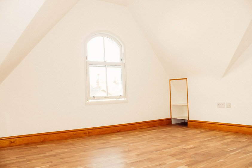 Completion of loft space with ensuite
