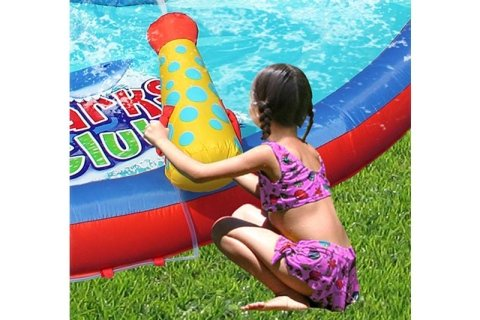 Giochi con acqua