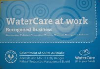 WaterCare at work