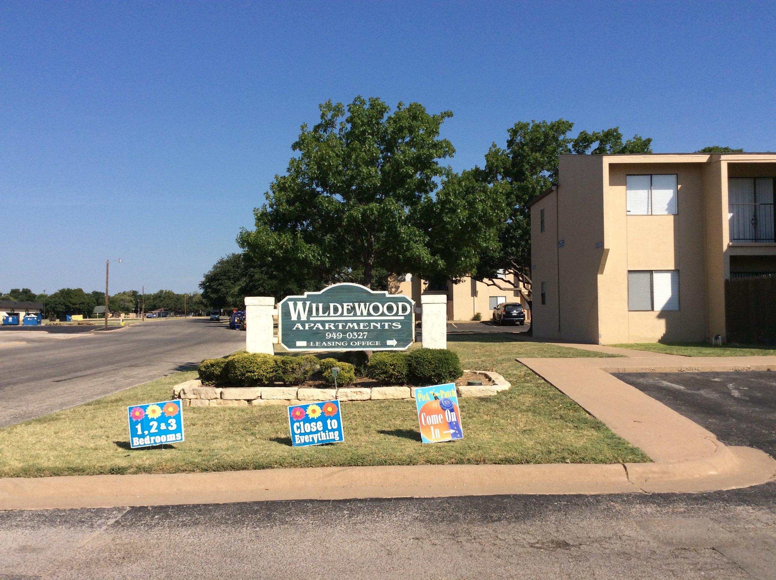 Wildewood Apartments San Angelo Tx