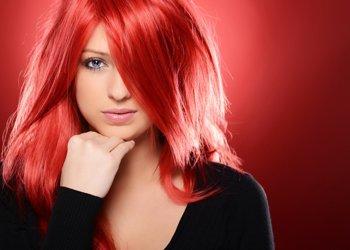 tinta capelli, colore capelli, capelli rossi